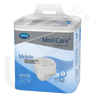 Molicare Mobile 6 Druppels - SMALL