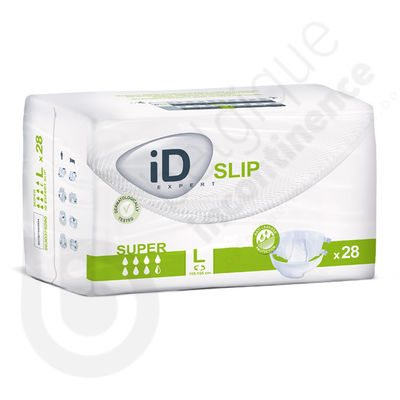 iD Plastique Expert Slip Super - LARGE
