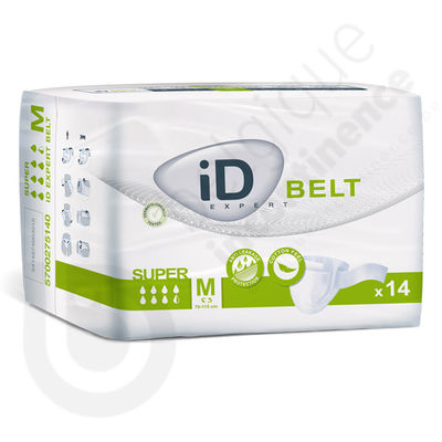 iD Expert Belt Super - MEDIUM