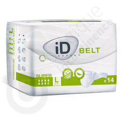 iD Expert Belt Super - LARGE