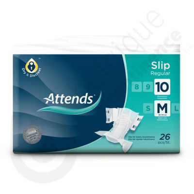 Attends Slip Regular 10 - MEDIUM