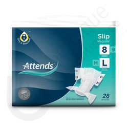Attends Slip Active 8 - LARGE
