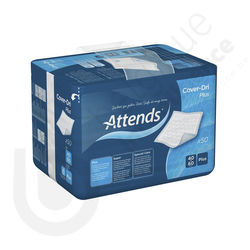 Attends Cover-Dri Plus 40 x 60 cm