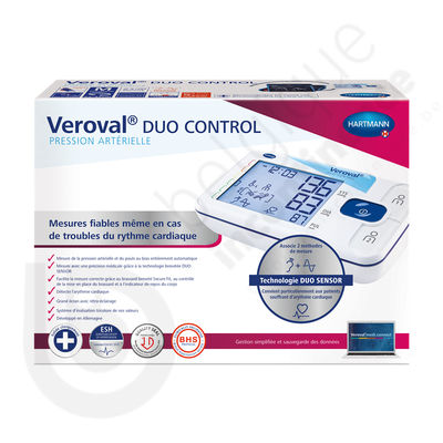 Veroval Duo Control - LARGE