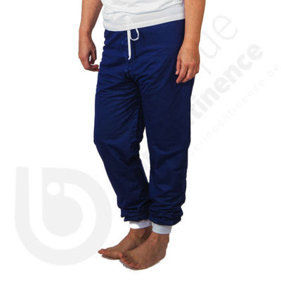 Pyjama Long PJAMA pour Incontinence Adulte - LARGE