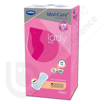 Molicare Lady Pad 0,5 Goutte