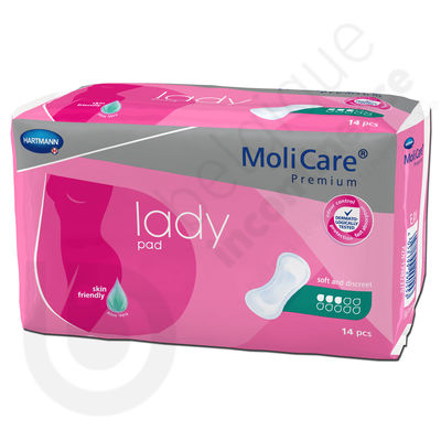 Molicare Lady Pad 3 Druppels