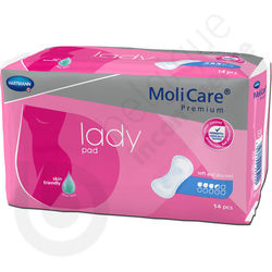 Molicare Lady Pad 3,5 Druppels