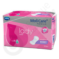 Molicare Lady Pad 4,5 Gouttes