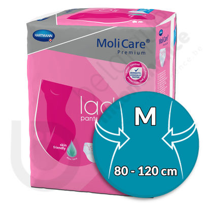 Molicare Lady Pants 7 Druppels - MEDIUM