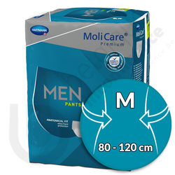 Molicare Men Pants 5 Gouttes - MEDIUM