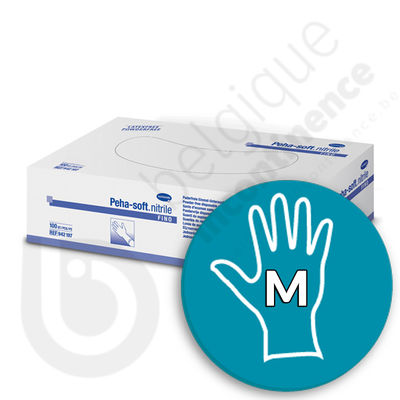 Gants Peha-Soft Nitrile Fino - MEDIUM