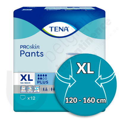 Tena Pants Plus - XL