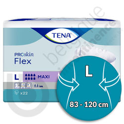 Tena Flex Maxi - LARGE