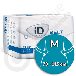 iD Expert Belt Plus - MEDIUM