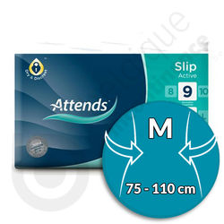 Attends Slip Active 9 - MEDIUM