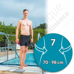 Suprima Maillot de bain Incontinence Homme - Taille 7