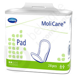 Molicare Pad 2 gouttes