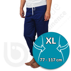 Pyjama Long PJAMA pour Incontinence Adulte - XL