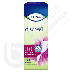 Tena Lady Discreet Ultra Mini Plus