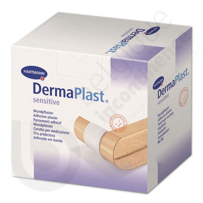 Dermaplast Sensitive 8cm x 5m