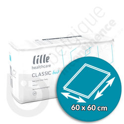 Lille - Classic Bed Extra 60 x 60 cm