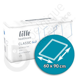 Lille Classic Bed Maxi 60 x 90 cm