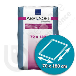 Abena - Abri Soft Superdry Bordable 70 x 180 cm