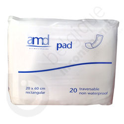 Amd - Rectangular Pad 20 x 60 cm
