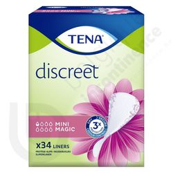 Tena Lady Discreet Mini Magic