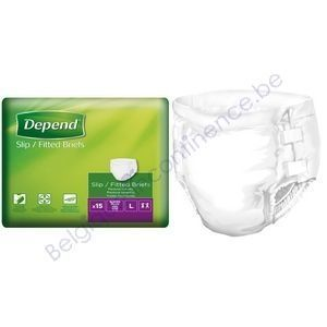 Depend Slip Super Plus