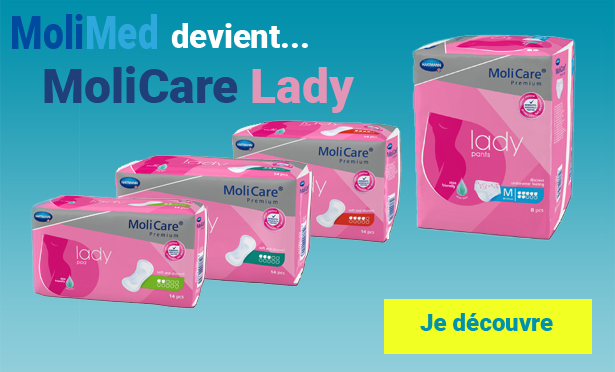 Molimed devient Molicare Lady