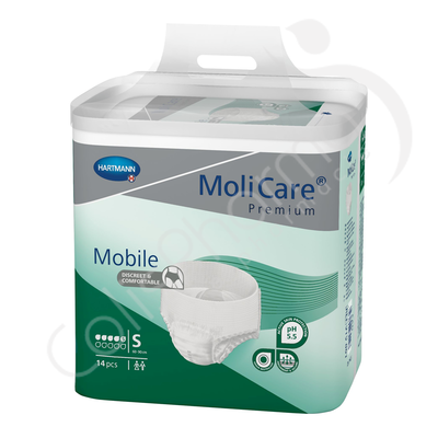 Molicare Mobile 5 Gouttes Small