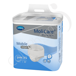 Molicare Mobile 6 Gouttes Extra Small