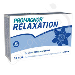Promagnor Relaxation - 60 capsules