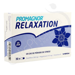 Promagnor Relaxation - 30 capsules