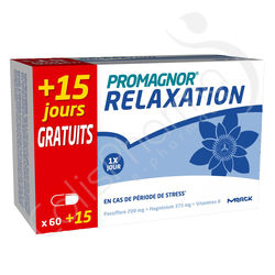 Promagnor Relaxation - 60 + 15 capsules