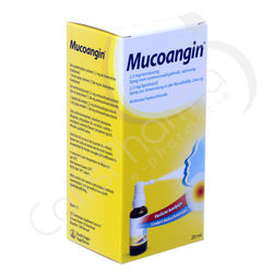 Mucoangin Spray - 20 ml
