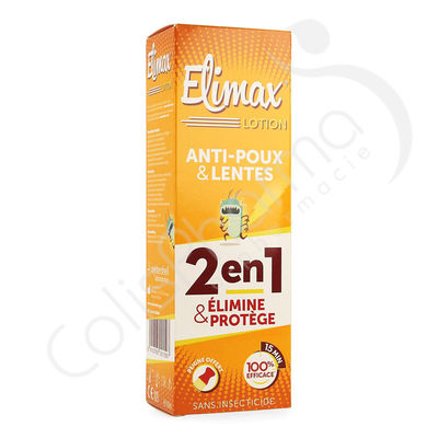 Elimax Lotion Anti-Poux - 100 ml