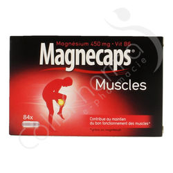 Magnecaps Muscles - 84 capsules