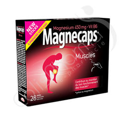 Magnecaps Muscles - 28 sticks