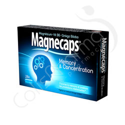 Magnecaps Memory & Concentration - 28 capsules