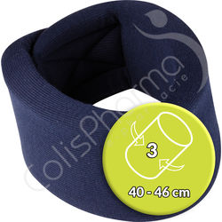 Thuasne Collier Cervical Ortel C1 Anatomic - Taille 3 Marine