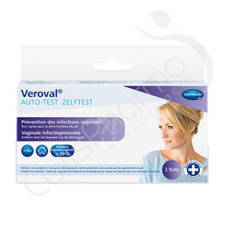 Veroval Autotest - Infections vaginales
