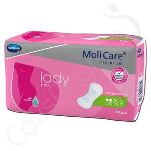 Molicare Lady Pad 2 Gouttes