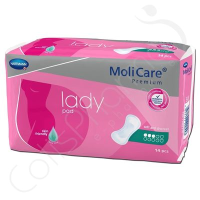 Molicare Lady Pad 3 Gouttes