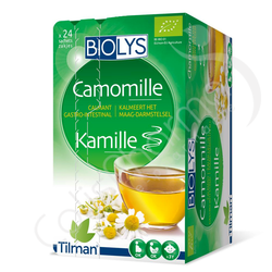 Biolys Camomille - 24 sachets