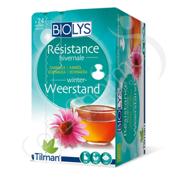 Biolys Cannelle Echinacea - 24 sachets