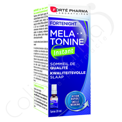 Forté Pharma FortéNight Melatonine Instant - 20 ml
