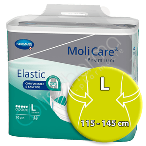 Molicare Elastic 5 Gouttes Large